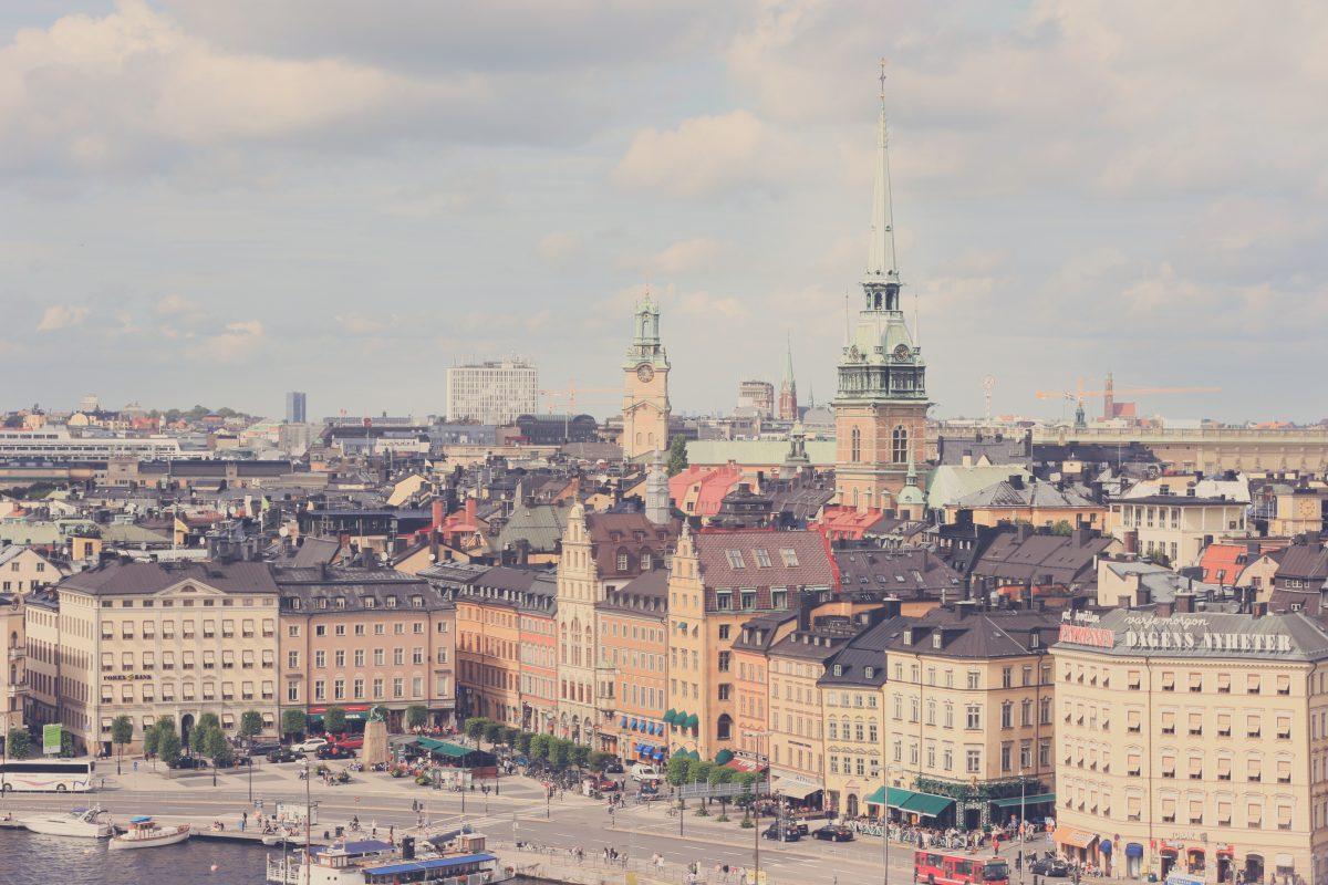 Vi tar tillbaka Stockholms community