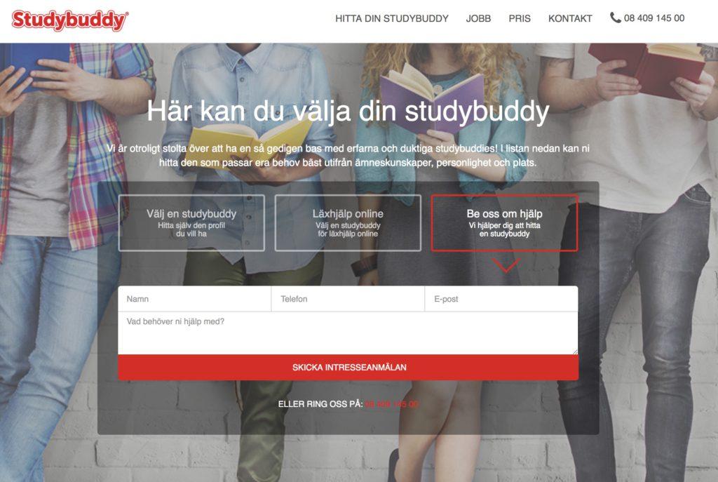 läxhjälp studybuddy