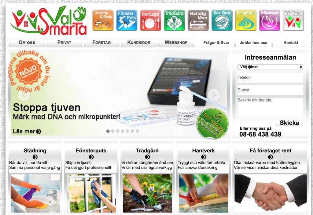 trädgårdshjälp med smartaval