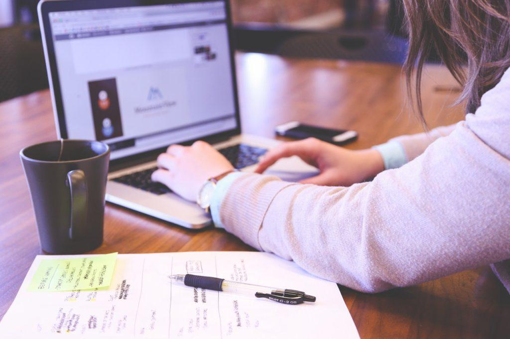 Yepstr för småföretagare eller entreprenörer