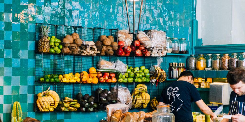sommarjobb i matvarubutik