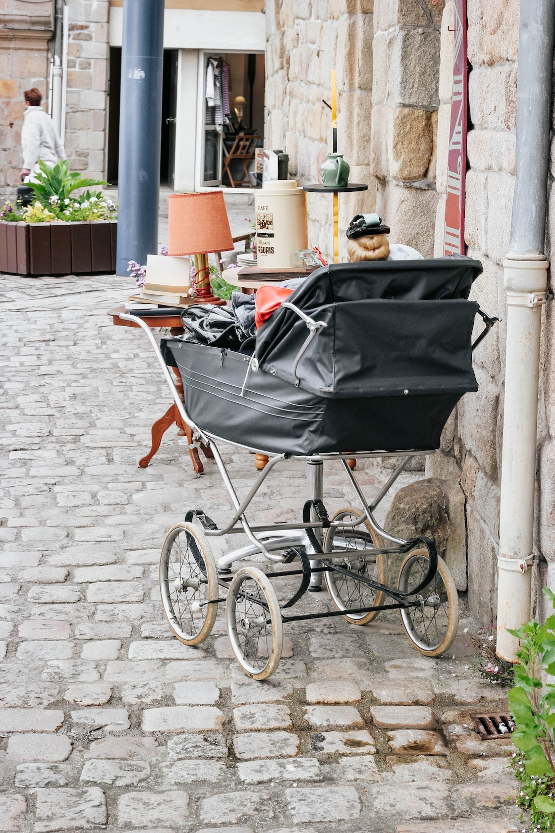 Barnvagn andra hand, barnvakt