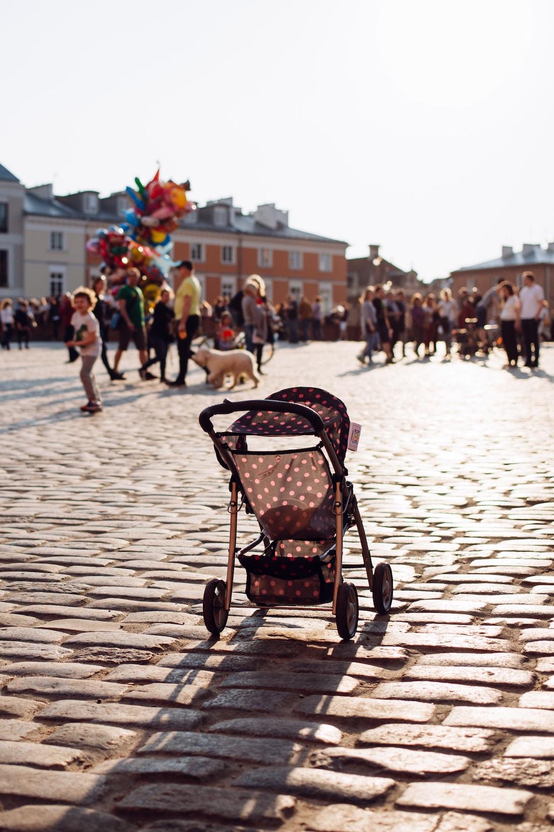 Barnvagn, barnvakt i stockholm