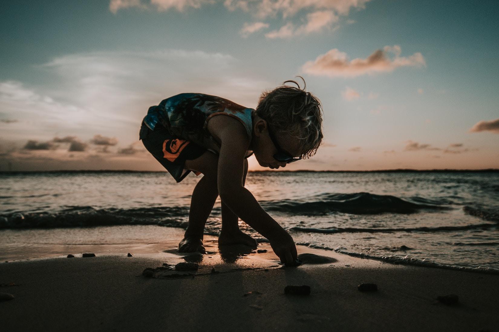 resa med barn, barnvakt
