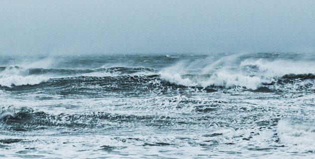 Stormigt hav - roliga barnsånger med rörelser