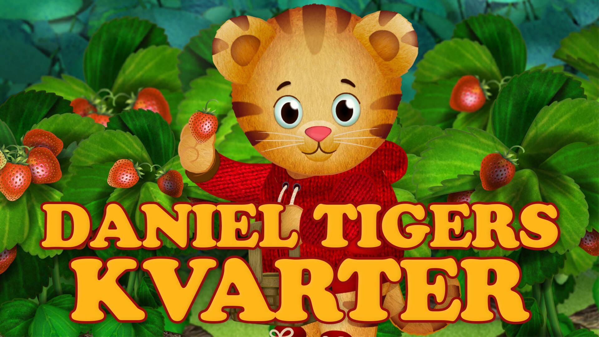 Daniel tiger - barnfilmer