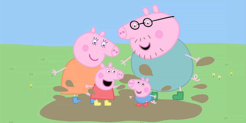 greta gris - barnfilmer