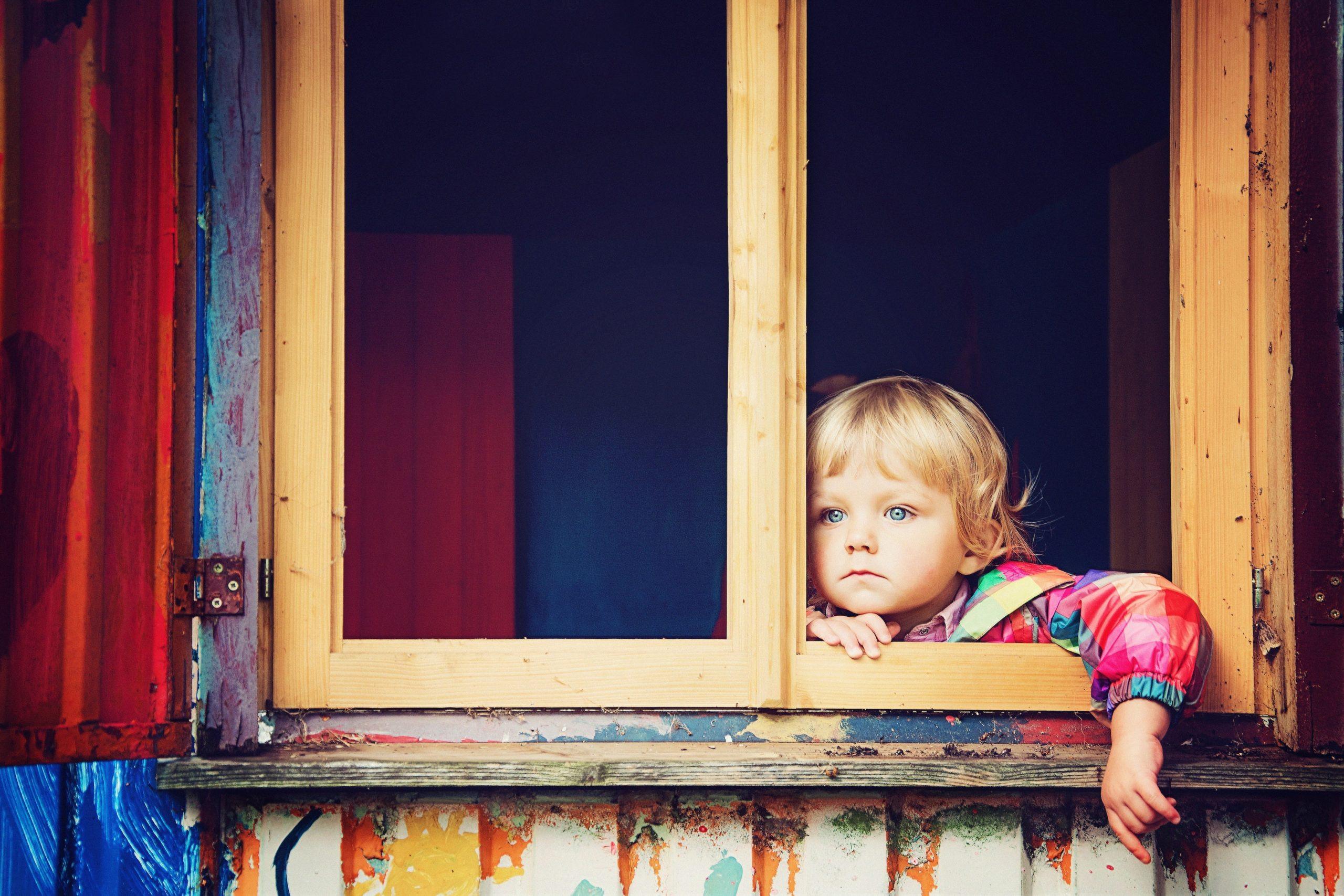 Seperationsångest barn