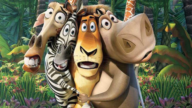 Madagascargänget