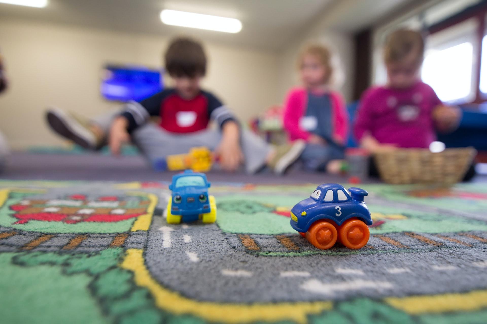Aktiviteter i förskolan