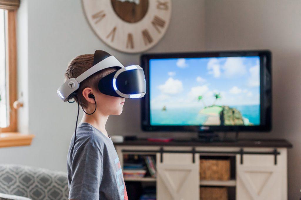 Dagens teknik utkonkurrerar gamla barnprogram