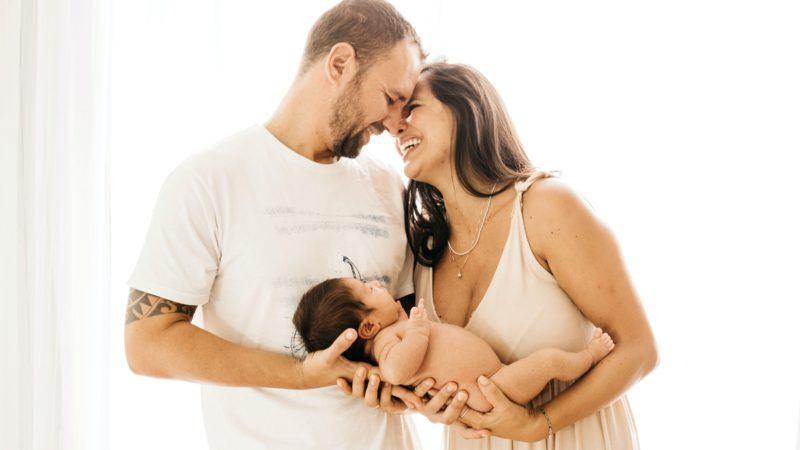 första tiden med sin bebis kan det vara bra att vara bägge föräldrar om möjligt