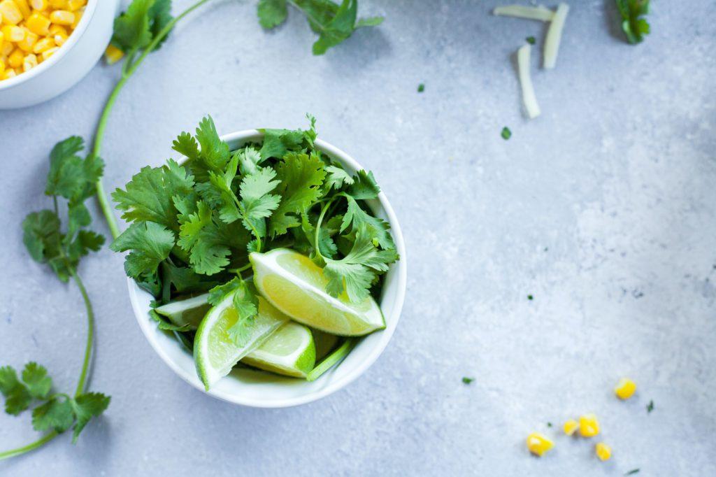Det bästa med att själv odla koriander är alla nya smaker man kan skapa