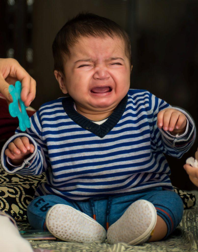 3 års trots är svårhanterligt när barnen sätter sig på tvären