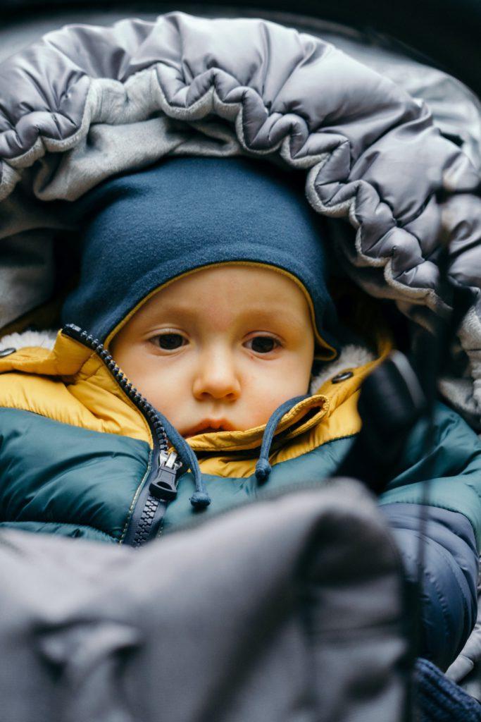 Återigen kommer barnvagnar vilket är något som man behöver till bebis om man inte vill bara på den hela tiden