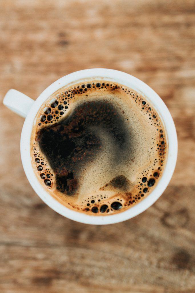 Kaffe som gravid bör drickas i moderation