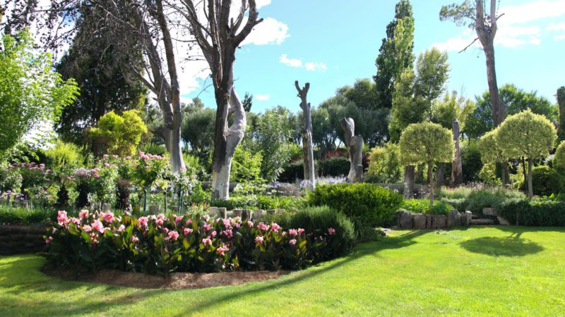trädgårdsplanering är essentiellt för en perfekt trädgård